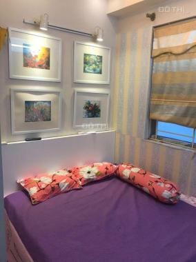 Bán CHCC HH4 Linh Đàm - Hoàng Mai, 58m2, 2 phòng ngủ, full nội thất như ảnh giá 1,1 tỷ