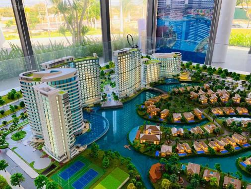 Palm City Novaland Q9 - nhà phố biệt thự view sông - giá từ 8,5 tỷ, 1 trệt 2 lầu