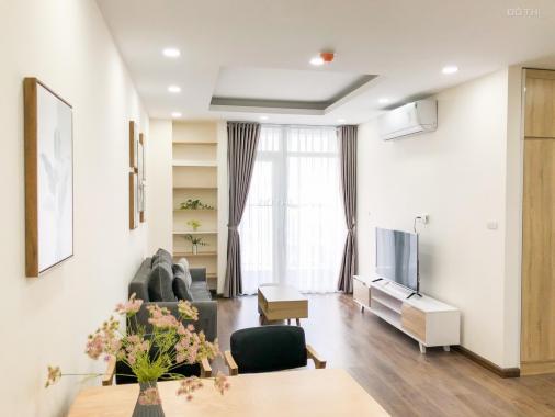 Cho thuê CC A10 Nam Trung Yên, 3PN full nội thất cao cấp đẹp miễn chê