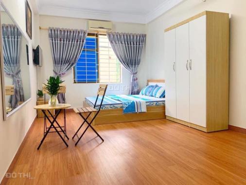 Cho thuê CCMN 1 phòng khách, 1 phòng ngủ tại Nam Từ Liêm giá rẻ, full đồ ở ngay