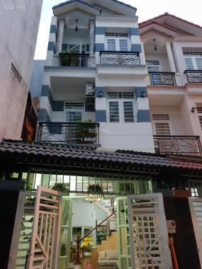 Bán nhà 1 trệt, 2 lầu, ST, gần chợ đường 26/3, Bình Hưng Hòa, cách Aeon Tân Phú 500m, SHR