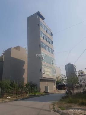 Bán nhà lô góc khu đất DV Dương Nội, 7 tầng, thang máy chờ, giá 6.6 tỷ