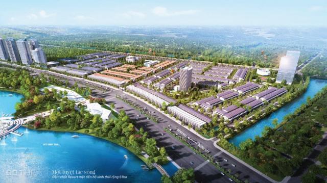 Bán đất dự án vàng Lake View Center