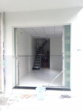 Bán nhà góc 2 mặt tiền HXH Lê Đức Thọ, P16, Gò Vấp. DT: 3x7m, 1 lầu, LH: 0909779498