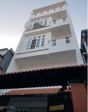 Bán nhà đường Liên Khu 56, Bình Hưng Hòa B, Bình Tân, đúc 3 tấm, S: 40m2 SH riêng từng căn