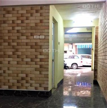 Nhà mặt phố An Xá, Ba Đình 55m2 x 4T, MT 4m, vỉa hè, ô tô tránh, KD các loại, giá nhỉnh 5 tỷ