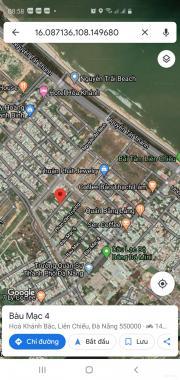 Chính chủ bán đất tại đường Bàu Mạc 4, Liên Chiểu, Đà Nẵng, diện tích 107.5m2, giá 3.3 tỷ