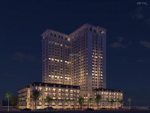 Ngoại giao căn 3 phòng, 83m2, view Vinhomes Riverside, giá 2,2 tỷ, LH: 0902232293