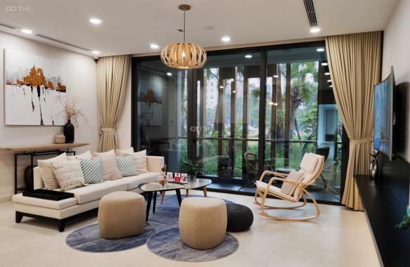 Bán căn hộ 2PN full đồ, gần Vinhomes Gardenia, CK 5%, tặng 180tr, miễn phí 2 năm dịch vụ, LS 0% vay
