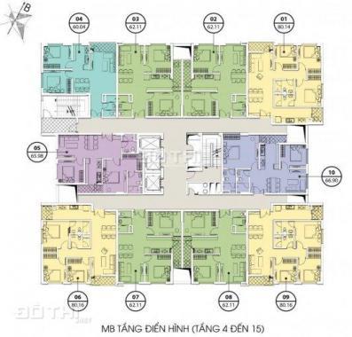 Hot, mở bán suất ngoại giao hướng Đông Nam view Vinhomes dự án Valencia Garden, CK 5%