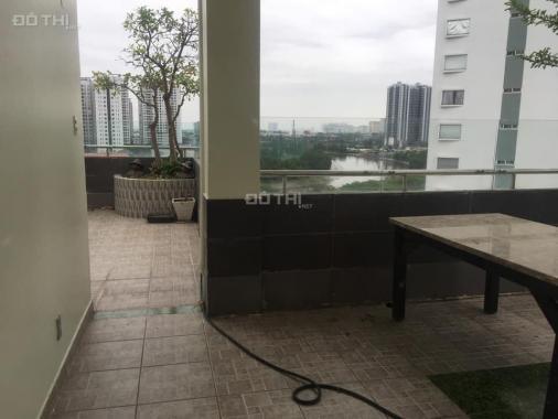 Bán căn penthouse Mỹ Phúc, PMH, Q7, 257m2, view sông, giá 7.8 tỷ, 0933849709