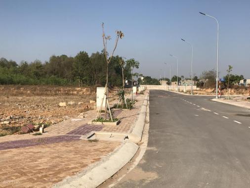 Đất ngay trường THPT Tân Phước Khánh, giá 19 triệu/m2, trả trước 368 triệu nhận đất ngay