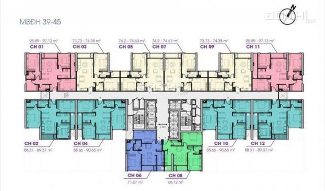 Mở bán tòa V1 The Terra An Hưng diện tích 68m2 - 139m2, giá cực hấp dẫn