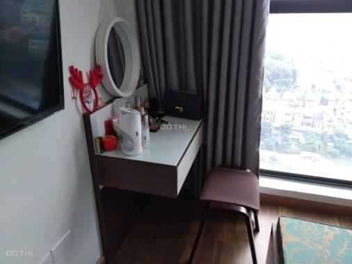 Chính chủ chuyển nhượng căn 2 phòng ngủ R2 Goldmark City, full nội thất về ở ngay