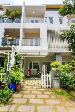 Nhà phố Melosa Garden 5x16m hàng hiếm cực hot - full nội thất - hướng mát - nhà đẹp - vay NH 70%
