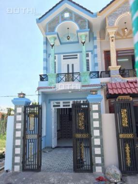 Cần tiền bán gấp nhà mới xây 2 lầu, gần chợ Liên Khu 5 - 6, phường Bình Hưng Hòa B, quận Bình Tân