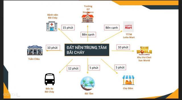 Bán đất nền dự án tại đường Hoàng Quốc Việt, Phường Bãi Cháy, Hạ Long, Quảng Ninh diện tích 92m2