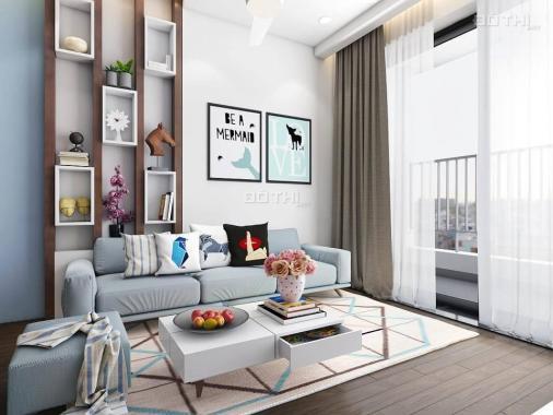 Cho thuê chung cư Vimeco Nguyễn Chánh tòa CT4, 133m2, 3PN, full đồ 15 tr/th