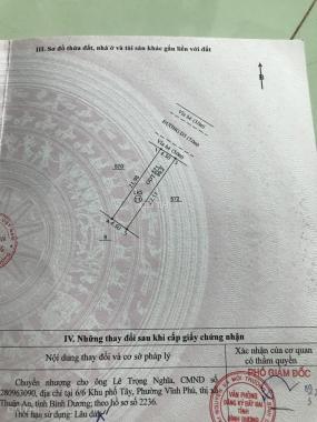 Hàng ngộp cho KH nhu cầu mua khu nhà ở Mỹ Phước Khánh - MP2, TC, LH em, bao sổ