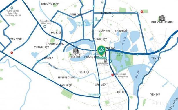 Dự án Phương Đông Green Park với 35 tiện ích cao cấp