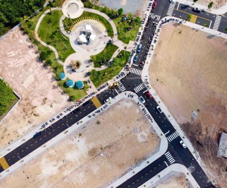 Siêu dự án Victory City - ngay KCN VSIP 3 - DT 746 - Hội Nghĩa - Tân Uyên - giá 790tr/nền - SHR
