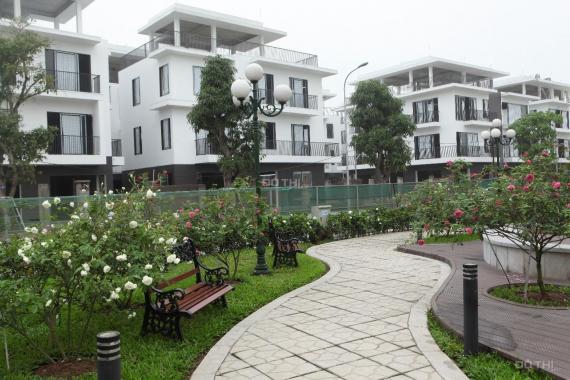 Biệt thự song lập trong khu đô thị Eden Rose mua trực tiếp CĐT