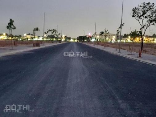 Cần tiền trả nợ nên bán gấp lô đất chính chủ 70m2, giá 690tr tại cầu Khánh Vân, LH 0564698115
