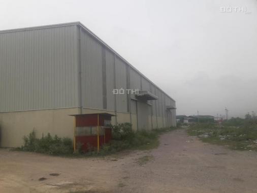 Cho thuê kho xưởng 3000m2 KCN Yên Phong, Bắc Ninh gần Samsung