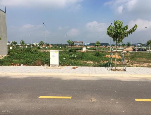Đất nền ngay mặt tiền đường 747, Xã Hội Nghĩa, Tân Uyên, Bình Dương diện tích 100m2 giá 700 triệu