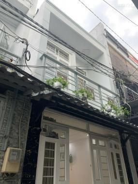Bán nhà mới đẹp Lê Văn Thọ, 1 lầu, 2PN, hẻm 5m