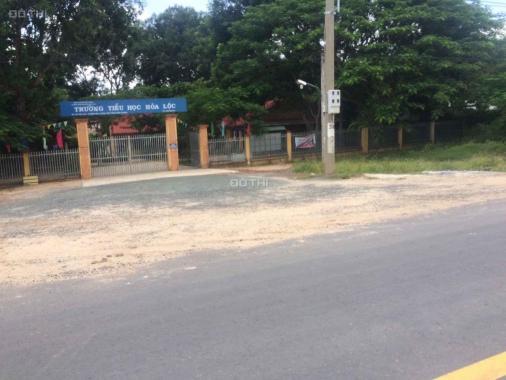 Kẹt tiền tôi bán gấp nền đất ngay Minh Hòa Dầu Tiếng giá 400tr/1000m2 ngay đường ĐT 749