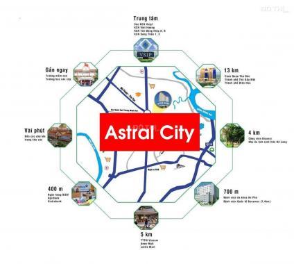 Astral City, an cư, lập nghiệp, CK 9.5% cho gia chủ