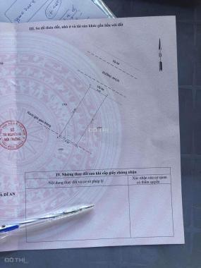 Bán lô đất 60m2 ngay trường học Tân Bình, Dĩ An sổ thật như hình