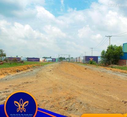 Dự án tiêu điểm tại Long An nơi liền kề cụm KCN lớn Tân Đức, Xuyên Á, Hải Sơn chỉ 9.8tr/m2