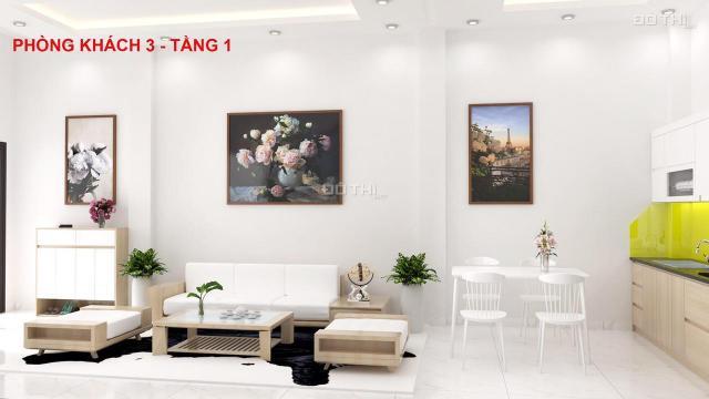 CHo thuê nhà liền kề thiết kế hiện đại, đầy đủ đồ đạc cho chuyên gia tại KĐT VSIP Bắc Ninh