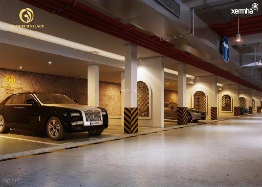 Bán căn Duplex tầng 19 dự án chung cư Grandeur Palace 138B Giảng Võ