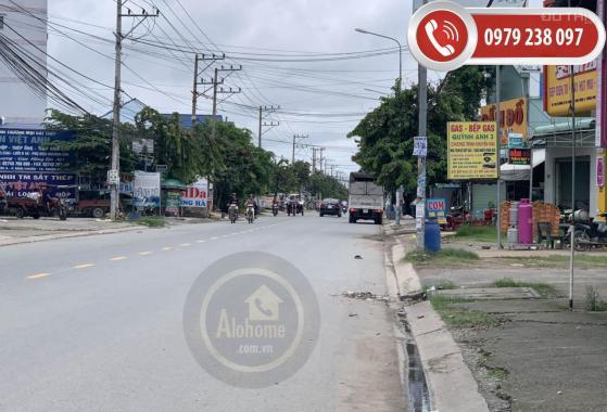 Bán nền đất gần Ngã Tư Bình Chuẩn, đường nhựa 7m thông, giá 1,1 tỷ, SHR, LH 0979238097
