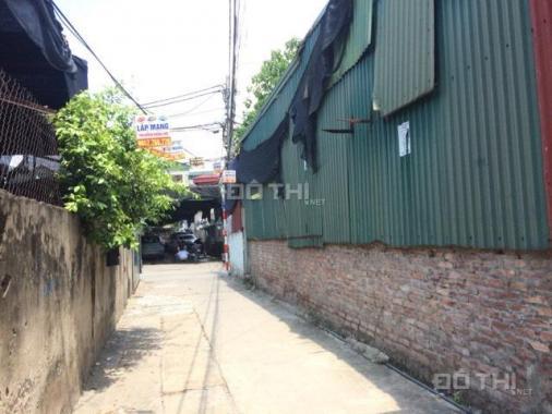 Bán nhà đất 60,5m2, hai mặt ngõ rộng 255 Lĩnh Nam, Hoàng Mai, ngõ ô tô đỗ cửa