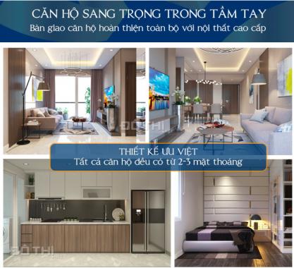 Cho thuê căn hộ Him Lam Phú An, Quận 9, 69m2, 2PN 2WC giá tốt, LH Tài 0976879499