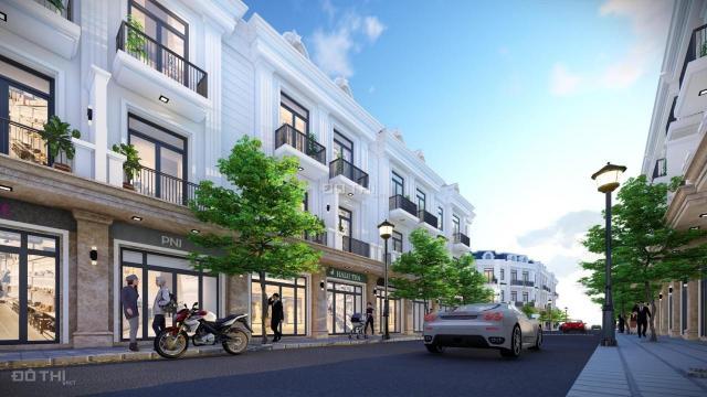 Bán nhà mặt phố tại đường Nguyễn Chí Thanh, Xã Hưng Định, Thuận An, Bình Dương, DT sàn 200m2