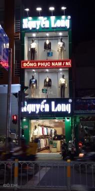 Cho thuê nhà mặt tiền đường Hai Bà Trưng - Trần Quang Khải, thuận tiện KD. LH: 0764141523