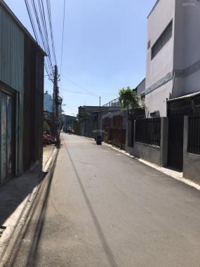 Bán nhà hẻm nhựa khu phố Bình Đường 3, Phường An Bình, Dĩ An, DT: 4,5x41m, 26tr/m2