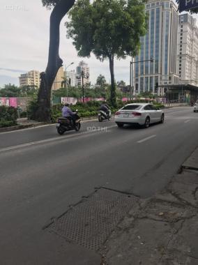 Bán nhà mặt phố Giảng Võ, Ba Đình. DT 70m2 xây 7 tầng giá 21 tỷ, đối diện triển lãm Giảng Võ