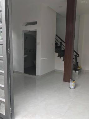 Nhà mới, đẹp đúc thật BTCT HXH thông suốt đường Số 27, P6, Gò Vấp, DT 33.5m2