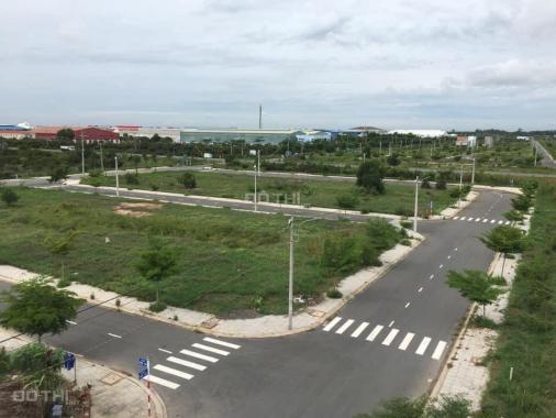 Đất nền đầu tư ven sông trung tâm KCN Đức Hòa, chỉ 20 lô duy nhất trong tháng 8