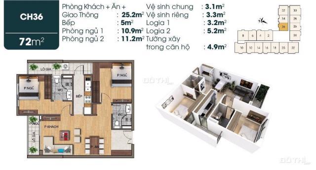 Trực tiếp CĐT Lotus Long Biên: Chỉ 700tr nhận nhà ở ngay, vay 0% ls 2năm, ck 10%, tặng 3 chỉ vàng