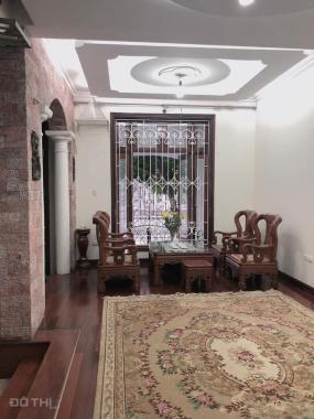 20tỷ nhà mặt phố Hồng Hà, Ba Đình 80m2 x 6 tầng x MT 6m, KD vỉa hè