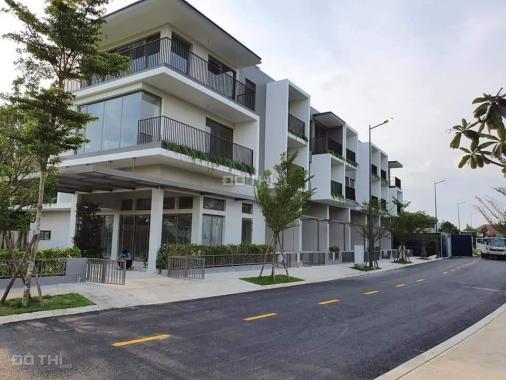 Nhà liền kề trong KDC biệt lập an ninh 24/7 tiện ích đầy đủ mặt tiền 15m cách Aeon Mall 10 phút