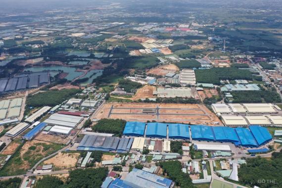 Đất dự án Tân Hiệp Central (Có sổ hồng) chỉ 864tr/nền, ngân hàng hỗ trợ vay 500tr/nền