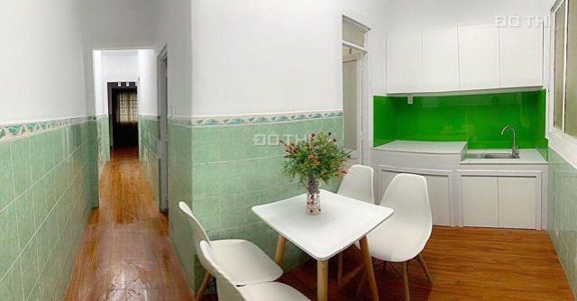Cho thuê nhà phường Hiệp Thành 2, Thủ Dầu Một, nhà 2PN, 1 bếp, 1 phòng khách đường nhựa 5m giá rẻ